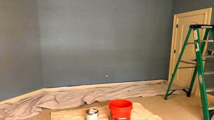 interior wall painting naperville il