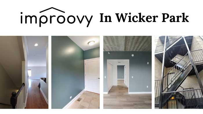 Interior Painters Wicker Park