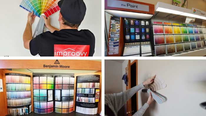 paint colors made easy in Chicago