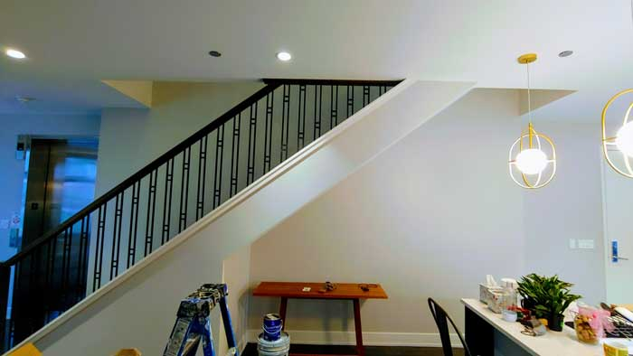 apartment painting interior cost
