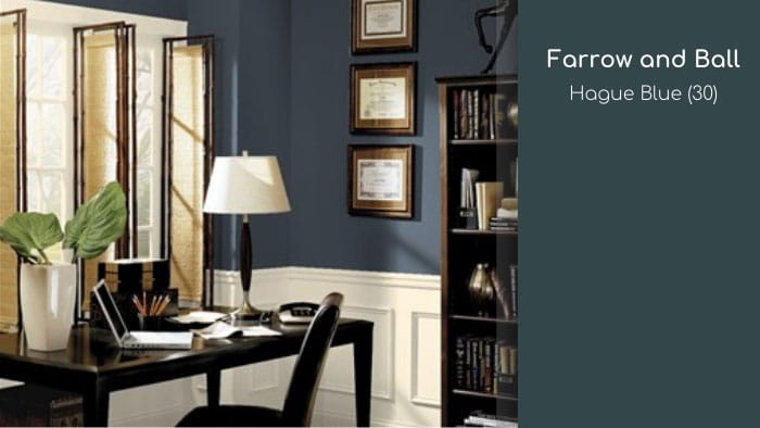 best blue interior painting color for home
