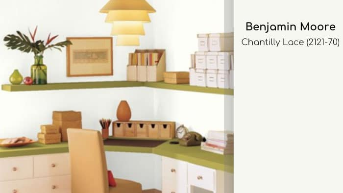 best selling interior paint color Benjamin Moore