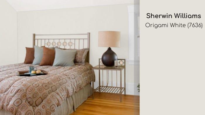 Sherwin-Williams interior color white