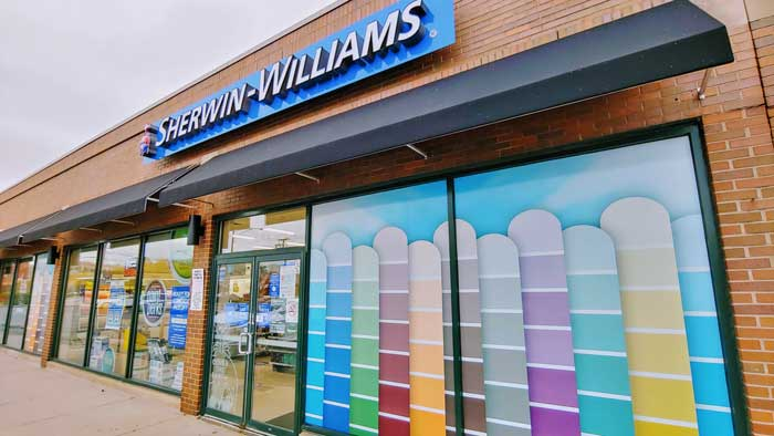 Sherwin Williams most popular interior paint colors