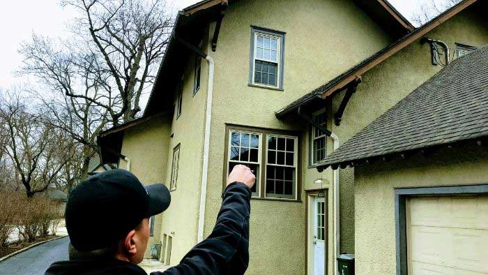what is stucco painting