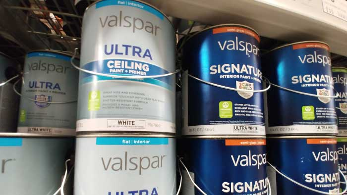 primers in lowes paint store