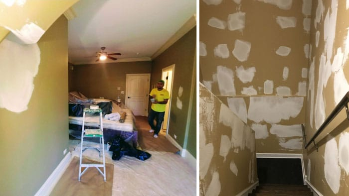 priming interior walls kilz painter