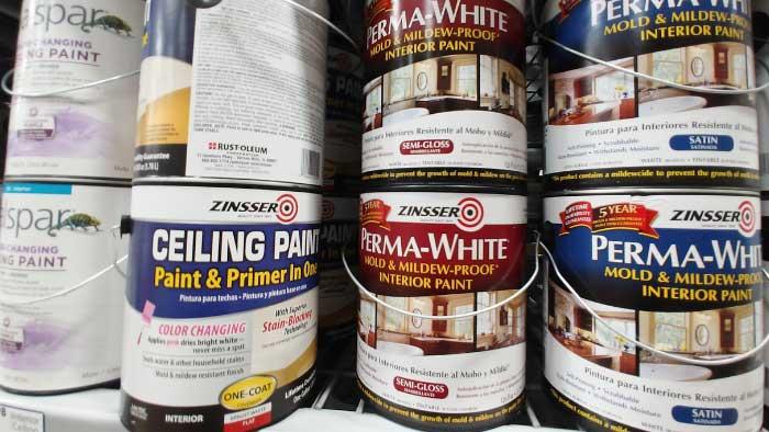 walls zinsser primer painting interiors