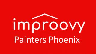 improovy painters phoenix az logo