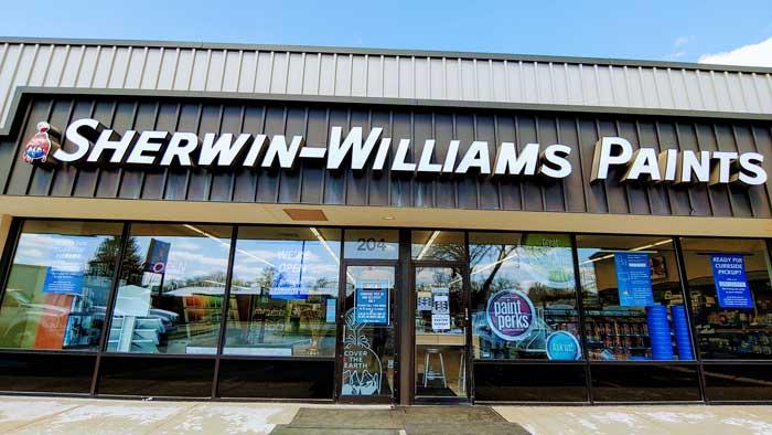 Sherwin Williams Phoenix Paint Store