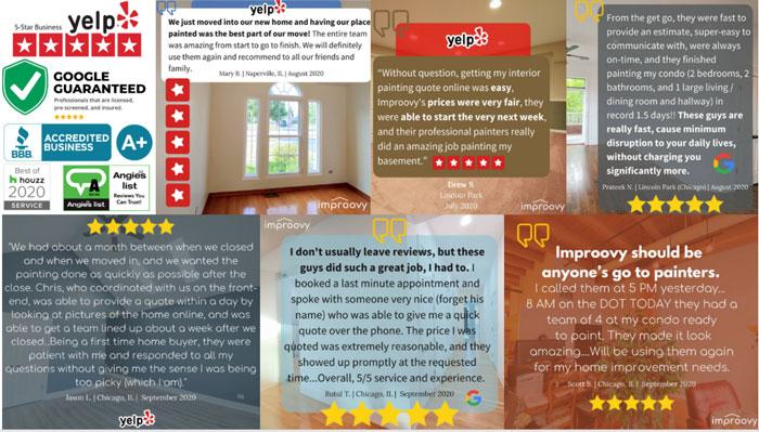 improovy interior painters reviews